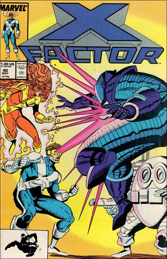 X-Factor (1986) 40-A by Marvel