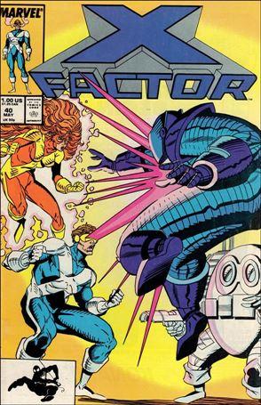 X-Factor (1986) 40-A