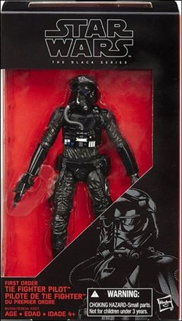 Star Wars: The Black Series (Series 3) First Order TIE Fighter Pilot