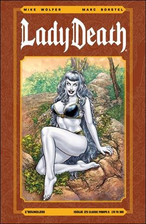 Lady Death (2010) 25-F
