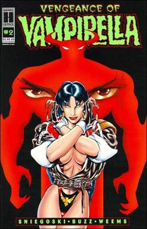 Vengeance of Vampirella 2-A