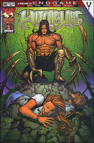 Witchblade 58-A by Top Cow