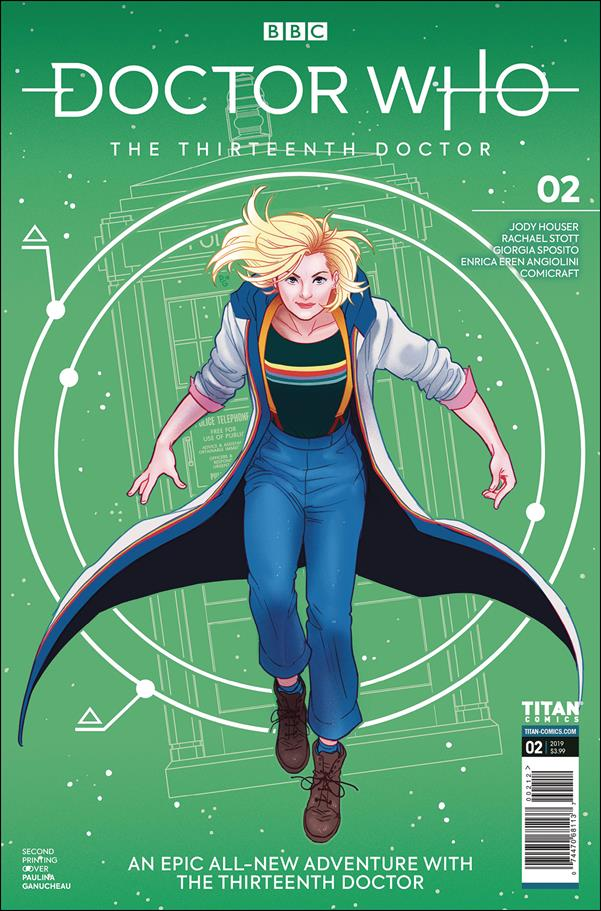 Doctor Who: The Thirteenth Doctor 2-E by Titan