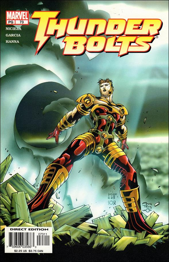 Thunderbolts (1997) 73-A by Marvel