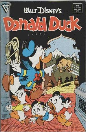 Walt Disney's Donald Duck (1952) 252-A
