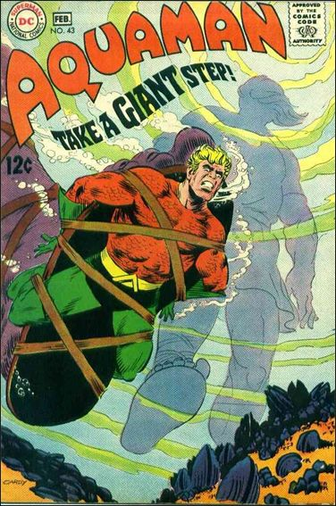 Aquaman (1962) 43-A by DC