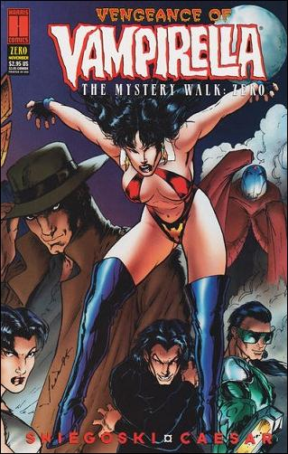Vengeance of Vampirella 0-A by Harris