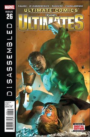 Ultimate Comics Ultimates 26-A