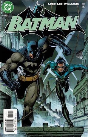 Batman (1940) 615-A