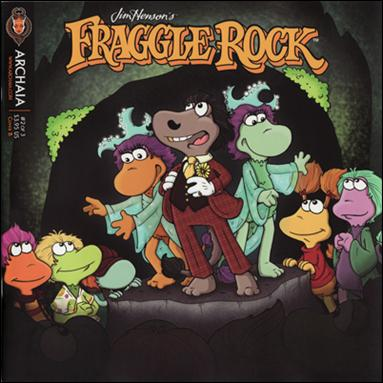 Fraggle Rock (2010) 2-B by Archaia