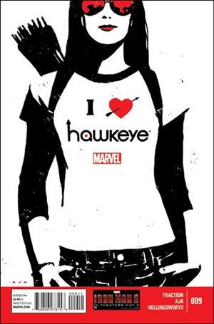 Hawkeye (2012) 9-A