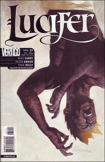 Lucifer (2000) 31-A by Vertigo