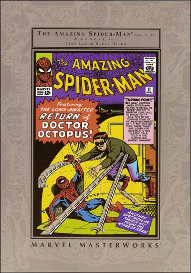 Marvel Masterworks: The Amazing Spider-Man - Barnes & Noble Edition 2-B by Marvel