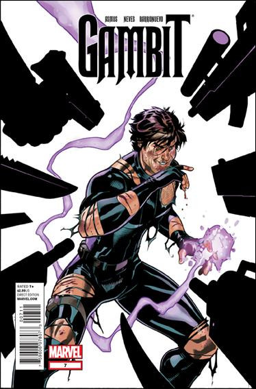 Gambit (2012) 7-A by Marvel