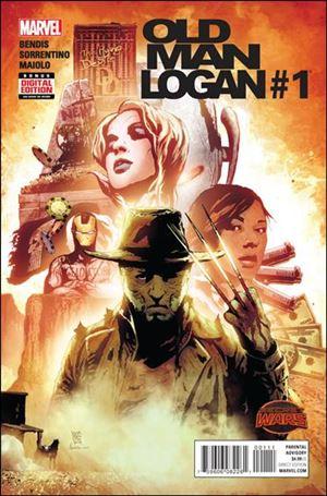 Old Man Logan 1-A