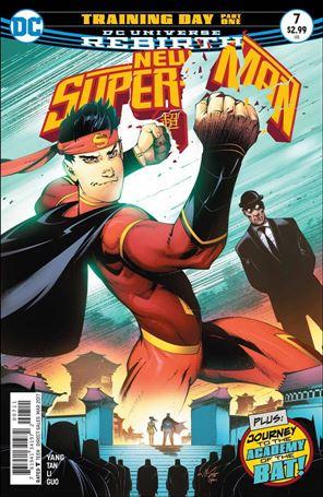 New Super-Man 7-A