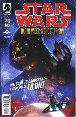 Star Wars: Darth Vader and the Ghost Prison 1-A