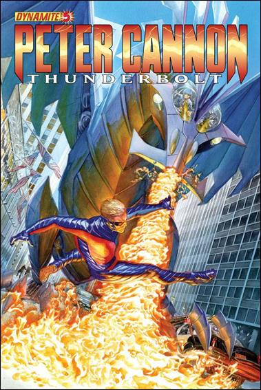 Peter Cannon: Thunderbolt 5-A by Dynamite Entertainment