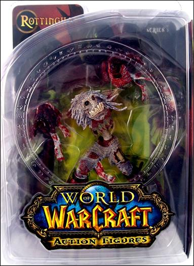 World of Warcraft (Series 5) Rottingham (Scourge Ghoul) by DC Direct