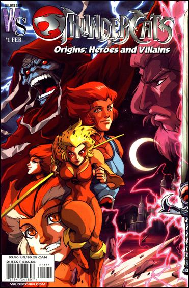 Thundercats: Origins: Heroes and Villains 1-A by WildStorm