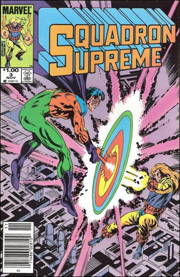 Squadron Supreme (1985) 3-B by Marvel
