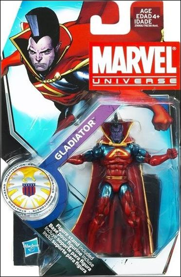Marvel Universe (Series 3) Gladiator by Hasbro