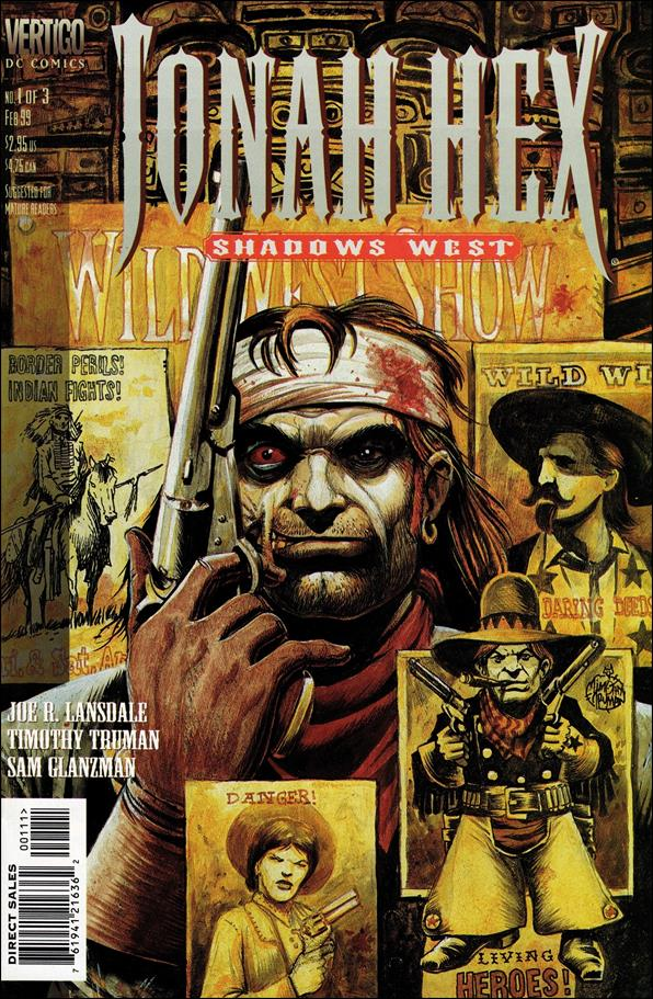 Jonah Hex: Shadows West 1-A by Vertigo
