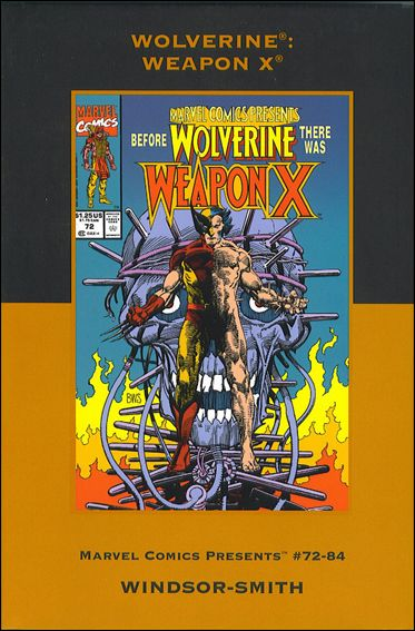 Wolverine: Weapon X nn-B by Marvel