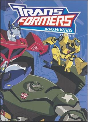 Transformers Animated 1-A