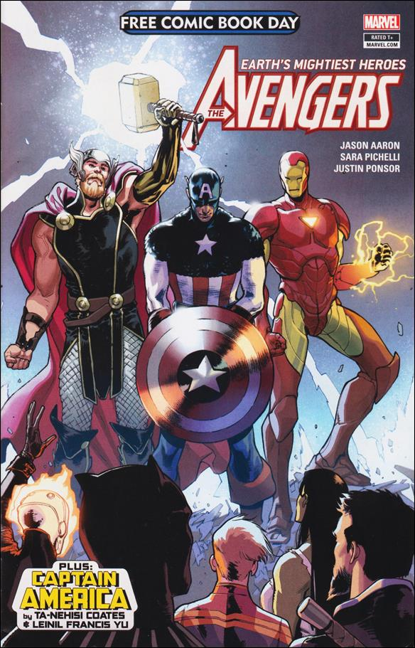 Free Comic Book Day 2018 (Avengers/Captain America) nn-A by Marvel
