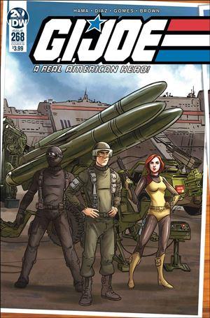 G.I. Joe: A Real American Hero 268-B
