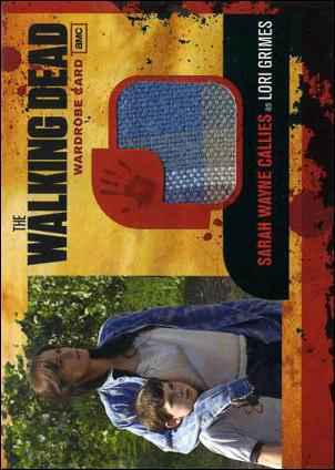 Walking Dead (Wardrobe Subset) M3-A by Cryptozoic Entertainment