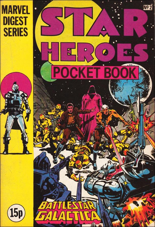 Star Heroes Pocket Book (UK) 2-A by Marvel UK