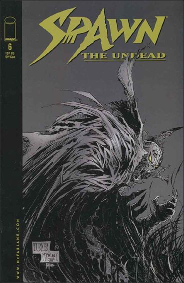Spawn the Undead 6-A by Image