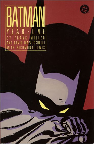 Batman: Year One nn-A by DC