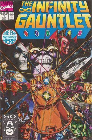 Infinity Gauntlet 1-A