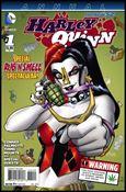 Harley Quinn Annual 1-B