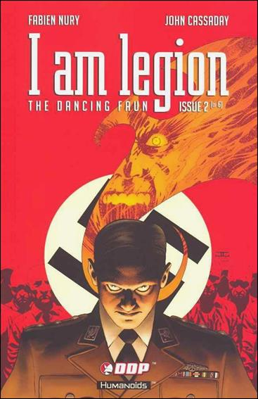 I Am Legion (2009) 2-A by Devil's Due