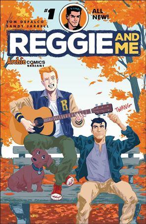 Reggie and Me (2017) 1-I