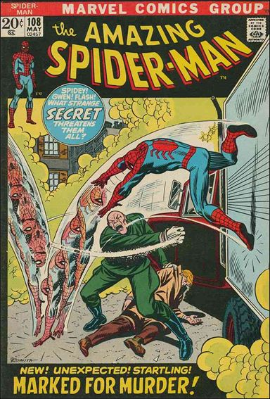 Amazing Spider-Man (1963) 108-A by Marvel