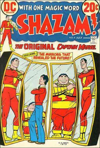 Shazam! 4-A by DC