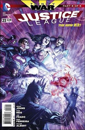Justice League (2011) 23-A