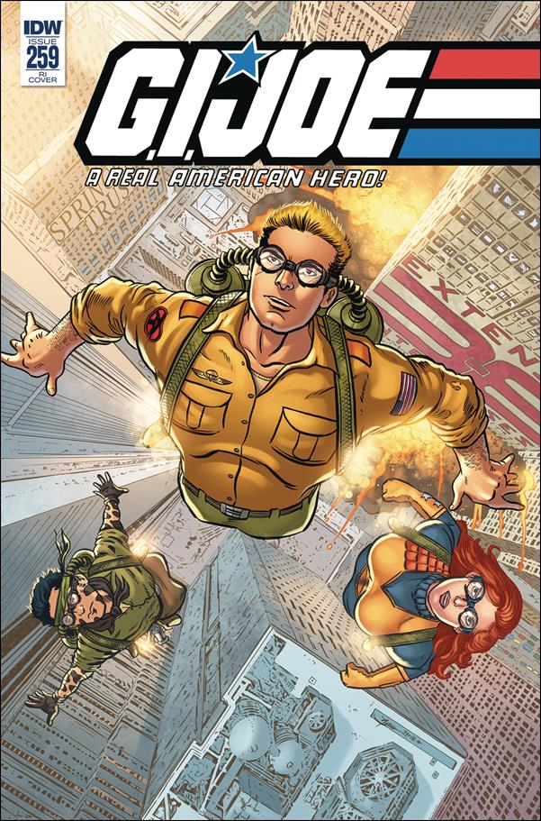 G.I. Joe: A Real American Hero 259-C by IDW