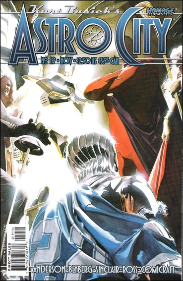 Kurt Busiek's Astro City (1996) 19-A by Homage Comics
