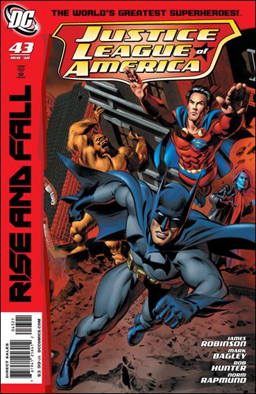 Justice League of America (2006) 43-B by DC