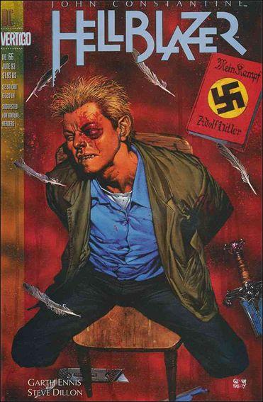 Hellblazer 66-A by Vertigo