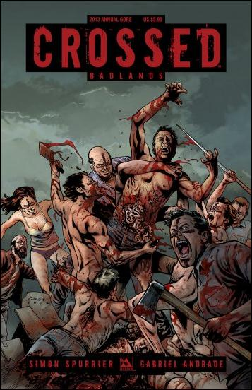 Crossed Annual 2013-C by Avatar Press
