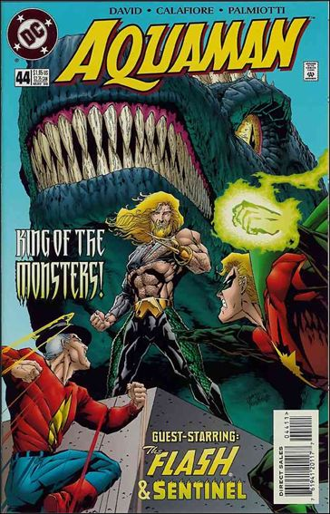 Aquaman (1994) 44-A by DC