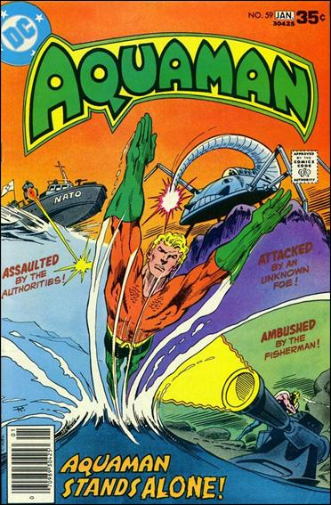 Aquaman (1962) 59-A by DC