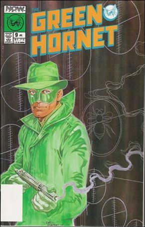 Green Hornet (1989) 9-A